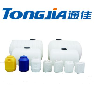 通佳200L/300L/400L/500L/800L/1000L塑料桶生产机器全自动吹塑机厂家