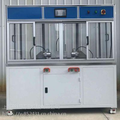 超声波净水器滤芯焊接机 超声波折叠滤芯焊接生产线 上海贺格机械