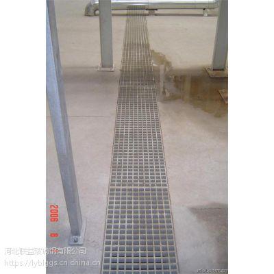 雅安工程玻璃钢格栅漏水盖板 防腐蚀玻璃钢树池篦子格