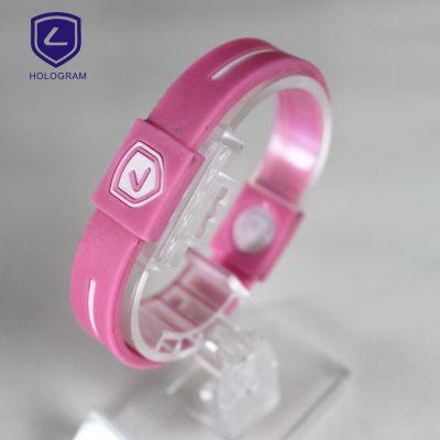 专业订制硅胶手环 能量运动手环 定做防水硅胶手腕带 软pvc手腕带