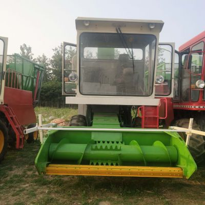 农用是机械 大型玉米秸秆青储收割机 自走式青储机