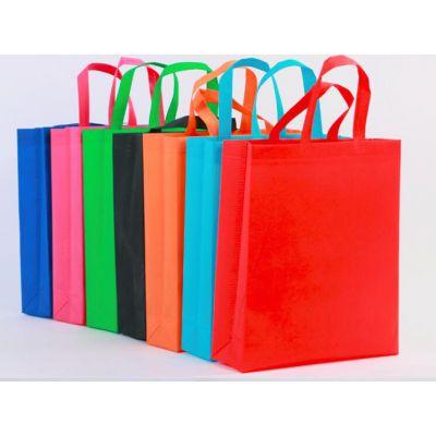 无纺布袋子定做可印logo手提袋购物袋印刷订做宣传环保袋定制广告