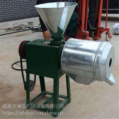 单相电磨米机小麦加工磨面机 全自动玉米打面机