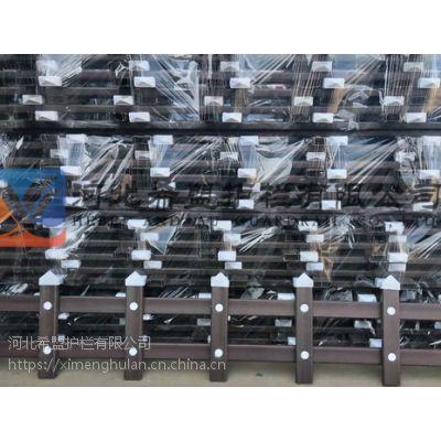 德阳市优质PVC草坪护栏厂家配件免费送