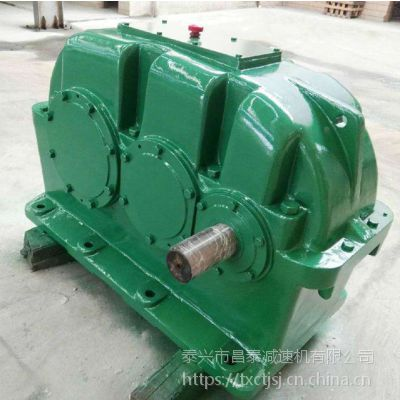 [泰兴减速机厂家]ZLY560-9硬齿面减速箱整机