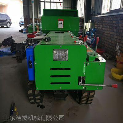 柴油动力自走式开沟机 成都35马力果树开沟施肥机
