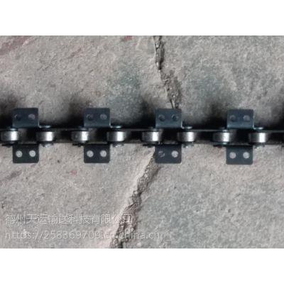 厂家直销不锈钢链条 非标链条 转弯机链条