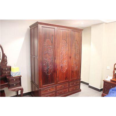 东阳红木家具市场