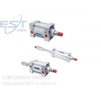 SC32x25复动式铝材质气缸SC32x50SC32x75SC32x80SC32x100