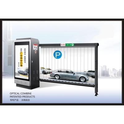 中控智慧zkteco PBG100/PBG200系列广告道闸自动道闸