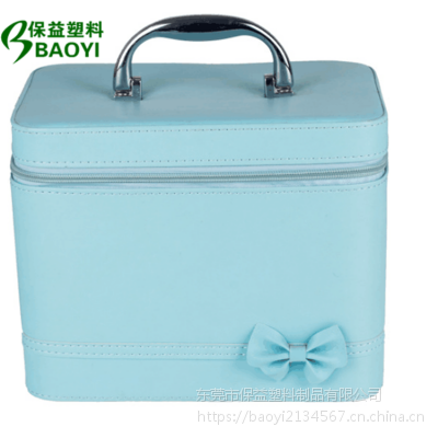 保益加工定制EVA冷热压成型制品 防震防摔异形EVA收纳盒 泡棉收纳盒