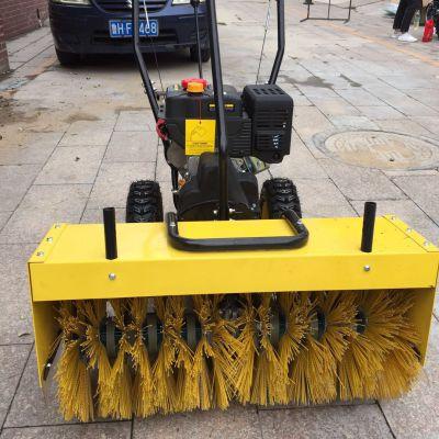 扫雪机 市政道路清雪机汽油扬雪机手推款式