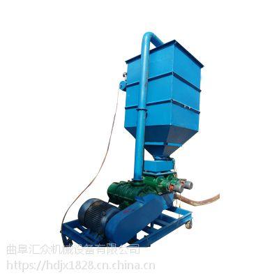 高扬程粉煤灰输送机 管道气力吸粮机
