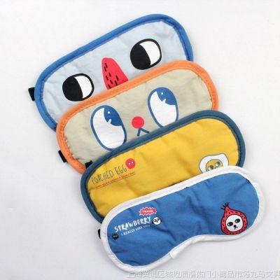 38175 韩版文具批发 斯普维加 新款 小鬼汤米眼罩 4款 护眼罩