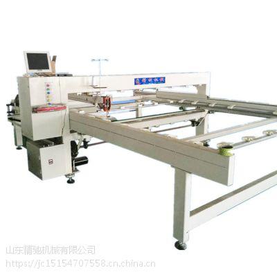 临沂电脑绗缝机哪里卖 单针全移动电脑绗缝机生产厂家