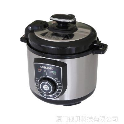 视贝智能电饭煲家用6L升6人方煲锅多功能自动电压力锅SCP603 定制
