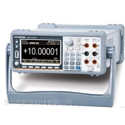 台湾固纬GBM-9061 6 ?位双测量数字万用表