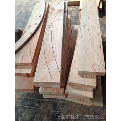 供应菠萝格圆木柱子定做 供应菠萝格地板料制造商