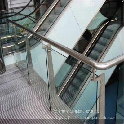 金聚进 304不锈钢栏杆护栏 精品楼梯立柱生产定制
