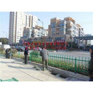 广东省hysw施工安全园林锌钢护栏 防攀爬围墙定制 -290