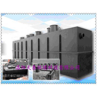郑州煤矿一体化污水处理设备维护管理方便
