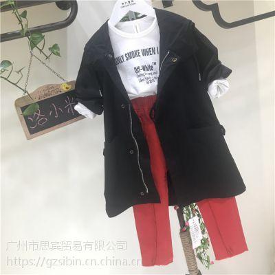 杭州童装批发市场洛小米韩版童装货源