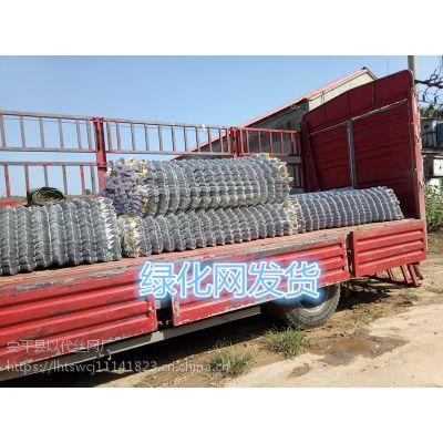 边坡镀锌铁丝网定制@北京边坡绿化镀锌铁丝网@边坡防护镀锌铁丝网厂家