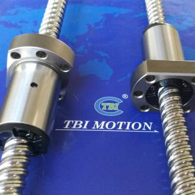SFS02505-3.8型滚珠丝杆出售 SFS02510-3.8型TBI滚珠丝杆加工 正品出售