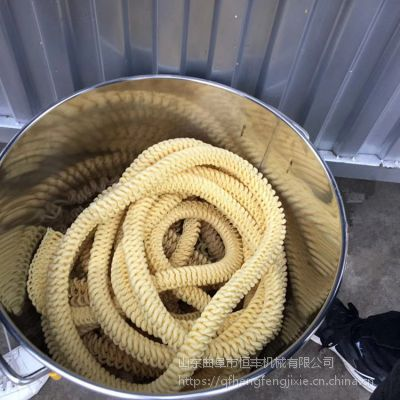 休闲食品加工箱式四缸膨化机 自熟香酥脆四缸膨化机