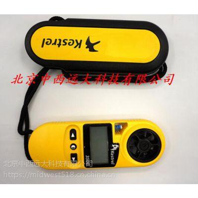 中西美国手持式风速仪 NK5920 替代NK3500 库号:M366012