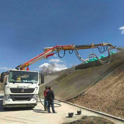 厂家直销25SK喷射车载式隧道混凝土湿喷机