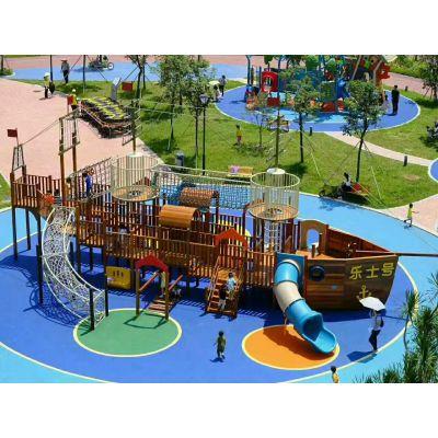 北京 户外儿童乐园游乐设施设备 游乐设施 儿童攀爬网定做—振兴