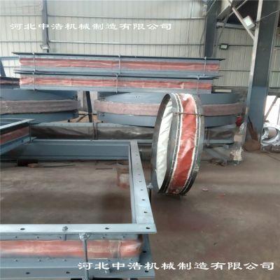 沧州非金属织物膨胀节 织物补偿器