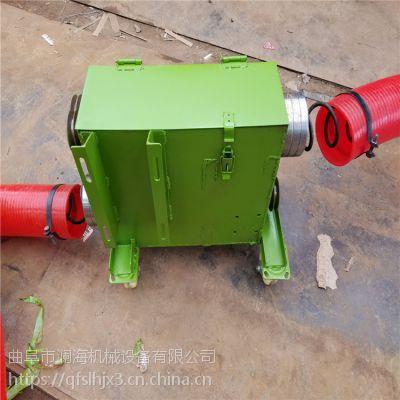 颗粒物料全自动上料抽粮吸粮机 移动式仓储晒粮抽粮机