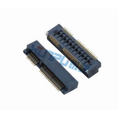 52Pin MINI PCIE插座替代48338-0052 PCIE连接器2041119-1