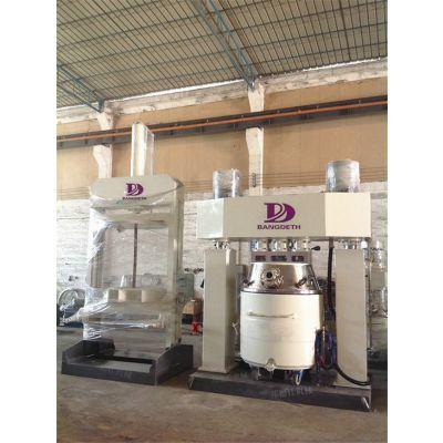 强力分散机哪家好 5000L硅酮胶基料搅拌机 胶水生产设备 品牌邦德仕
