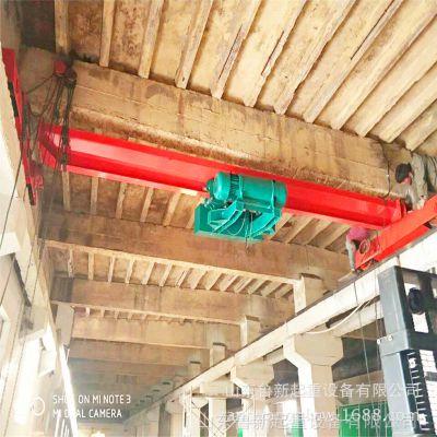 2t3吨 5t防爆电动单梁桥式起重机 10t 20t电动葫芦单双梁起重机
