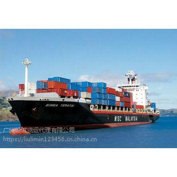 广州到福建泉州的海运内贸公司