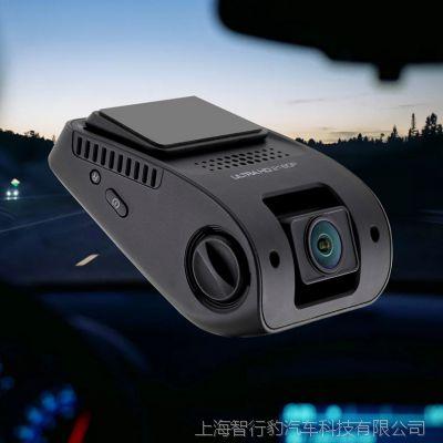 骑炫N56行车记录仪双镜头高清夜视24小时停车监控隐藏超高清2160p