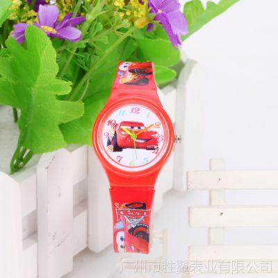供应特价手表 汽车总动员闪电麦昆 汽车儿童电子表学生手表批发