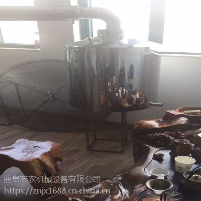 新乡志农50斤蒸酒设备批发供应