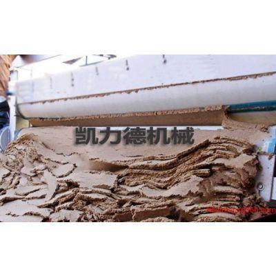 洗沙制砂用污泥脱水机 专业定制泥浆带式压滤机 简单大方高效脱水