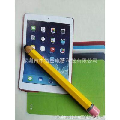 欧美单!ipad air手机电容笔手写笔超细头surface绘画触控笔触屏笔