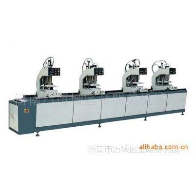 供应南京塑钢门窗设备价格/塑钢门窗机器/塑料门窗四位焊机