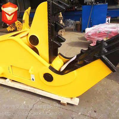 粉碎钳生产厂家 优质挖掘机粉碎钳 高强度材质 渗碳处理