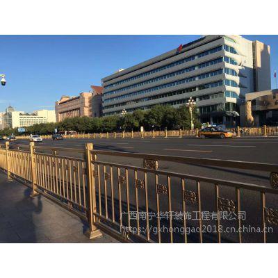 广西市政道路护栏,南宁锌钢公路护栏,南宁公路防护栏