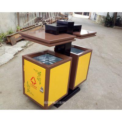 旅游景区钢制垃圾箱 广告宣传垃圾桶 环畅专业生产果皮箱 各种风景区定制