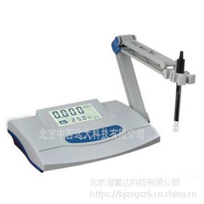 中西 (雷磁)电导率仪 型号:DDS-307A库号:M162685