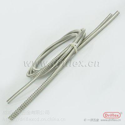 四川厂家专业生产单勾金属软管单扣不锈钢穿线软管电线电缆保护管