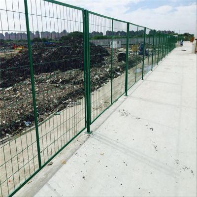 服务区围栏网 露天仓储护栏隔离网 车站隔离防护栏